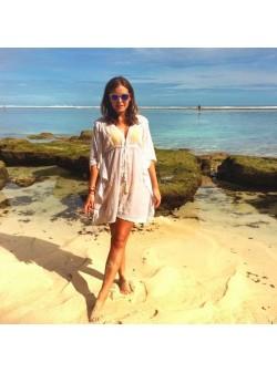 Rochie plaja Makena Lei