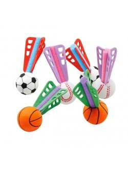 Set de darts Softball, 12 piese