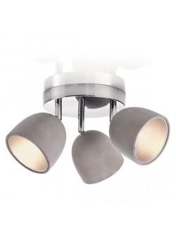 Lampa electrica cu trei brate
