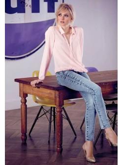 Bluza roz Reken Maar
