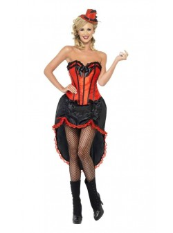 Costum burlesc pentru carnaval