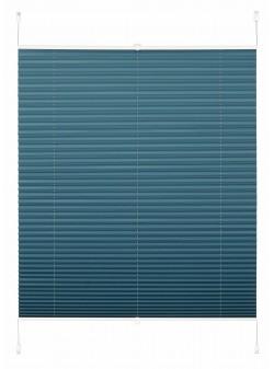 Jaluzea plisata albastra , Dahra , H130/ L60 cm