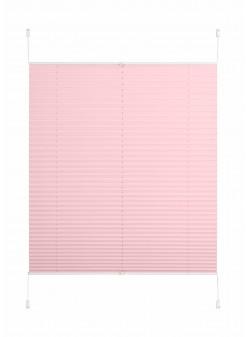 Jaluzea plisata roz , Dahra , H 130/ L85 cm