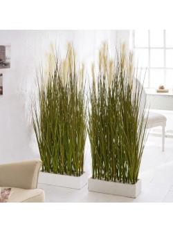 Ghiveci cu iarba , H 153 cm
